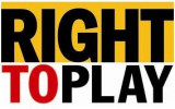 Right to play - Goede doel